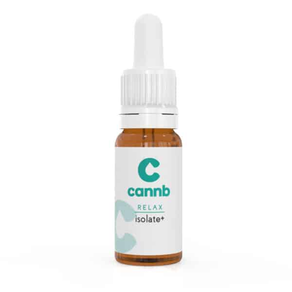 Cannb Isolate +
